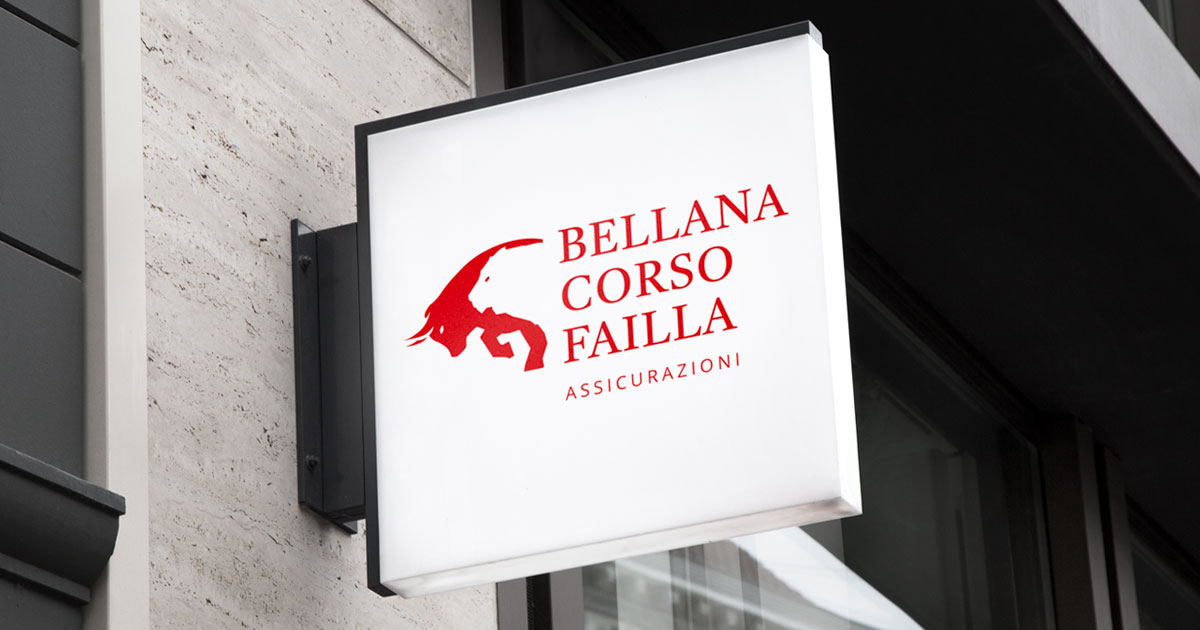 BELLANA CORSO FAILLA S.A.S. - Logo Design